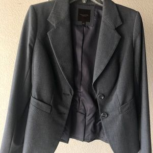 Grey Suit Jacket - Like NEW!